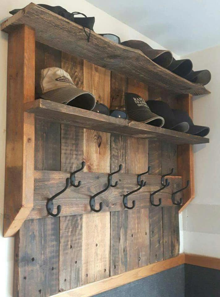 DIY Coat & Hat Rack Class at J's Woodworking | Brainerd MN Lakes